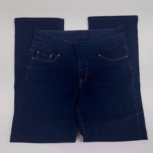 JAG Jeans Size 6 High Rise Boot Leg Stretch